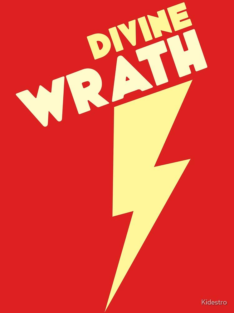 Divine Wrath by Kidestro