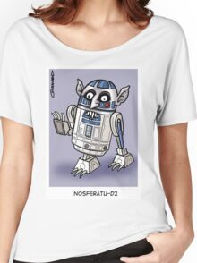 Nosferatu D2 Women's Relaxed Fit T-Shirt