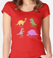 Omnomnomnivore Women's Fitted Scoop T-Shirt