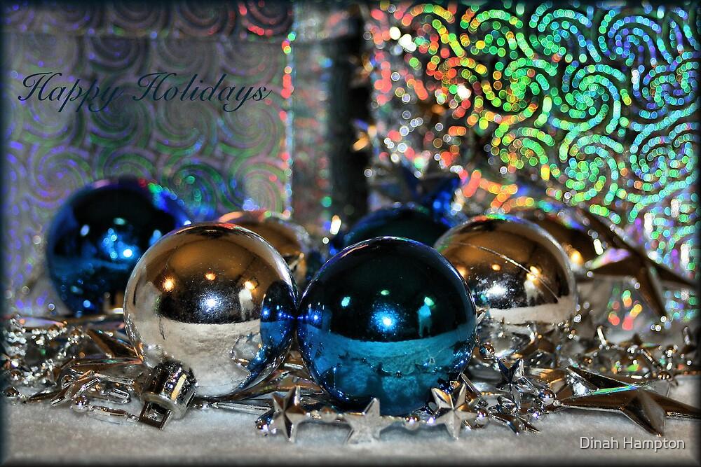 Happy Holidays by Dinah Hampton