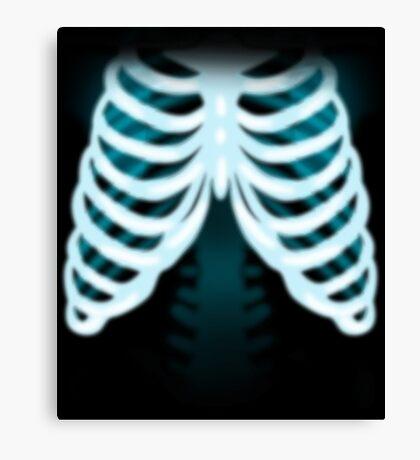 Radiografia Canvas Print