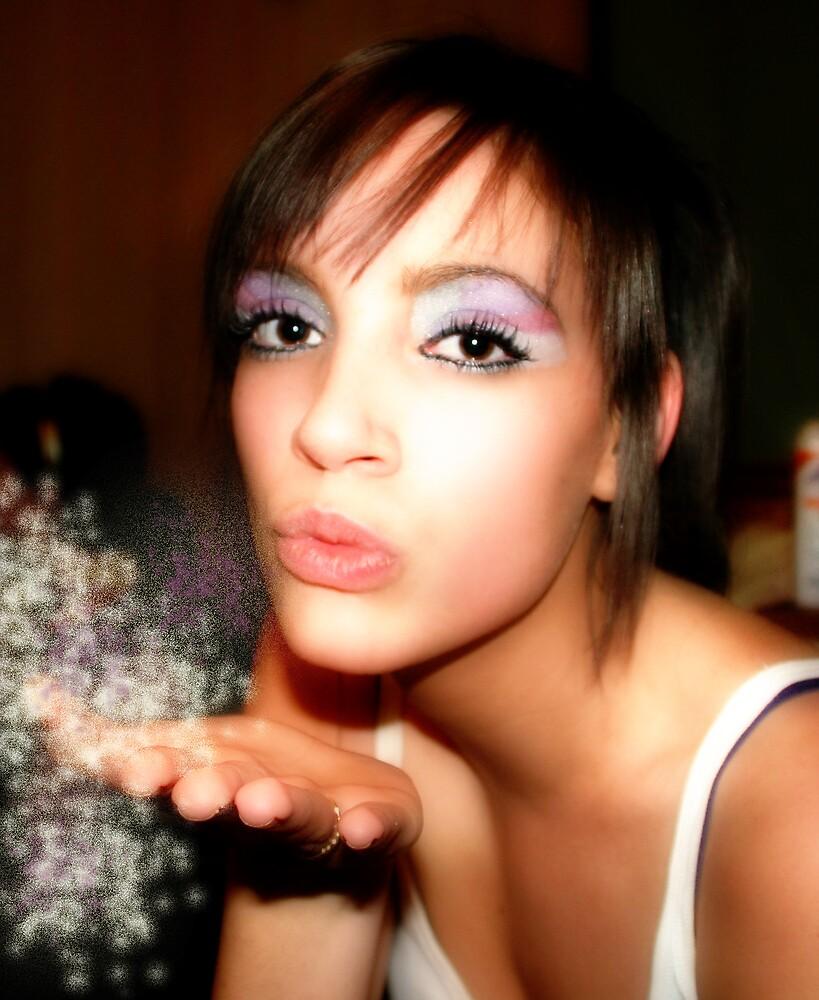 Fairy Kisses by Gemma  John