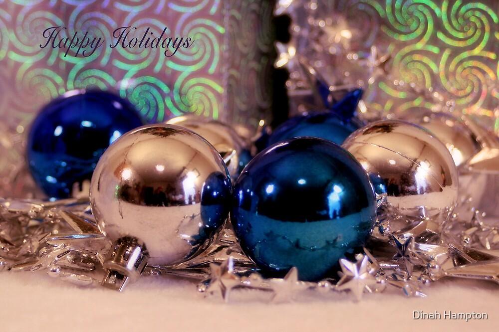Happy Holidays#2 by Dinah Hampton