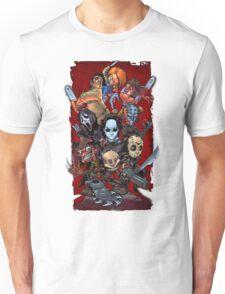 Horror guys Unisex T-Shirt
