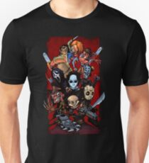 Horror guys Slim Fit T-Shirt