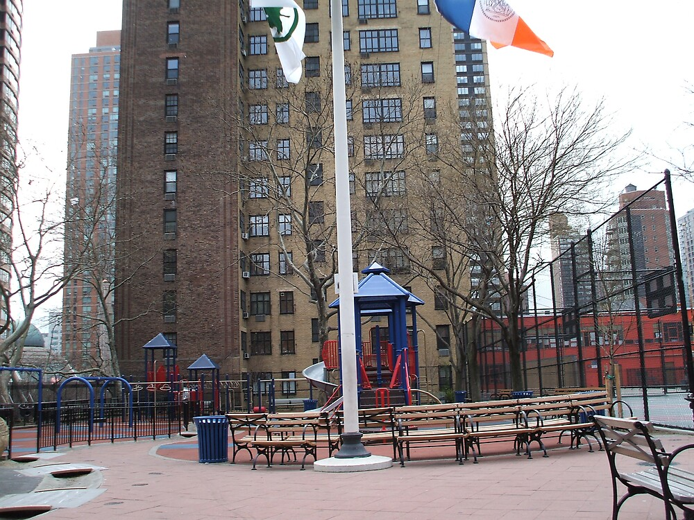 NYC Playground by mazzy24