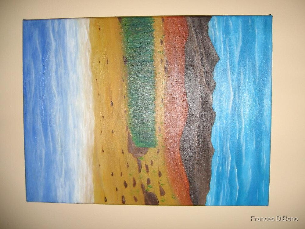 The Mountain by Frances DiBono