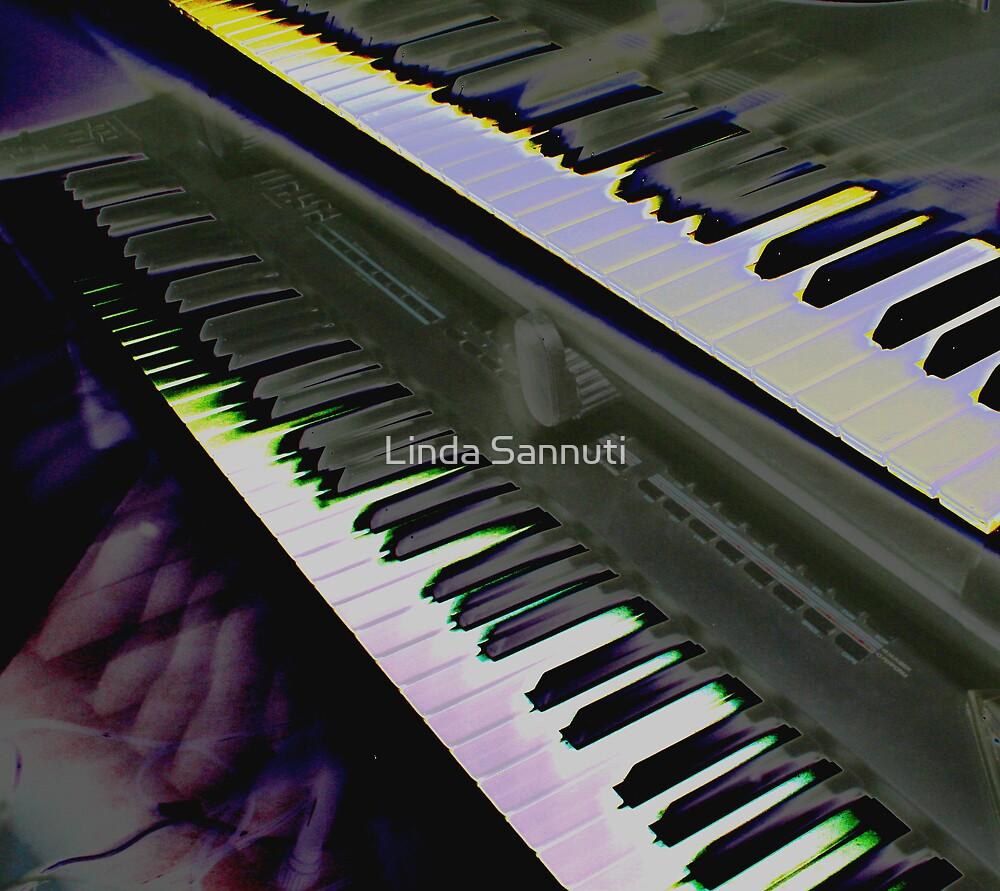 trails of keys by Linda Sannuti