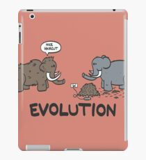 Mammoth - Evolution iPad Case/Skin