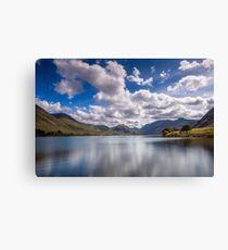 Crummock Water Lake District Canvas Print