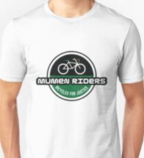 Mumen Riders Bike Shop Unisex T-Shirt