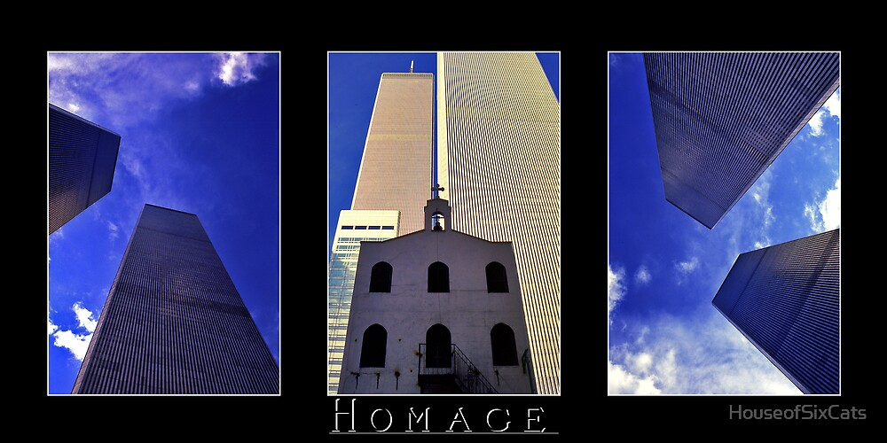 Homage by HouseofSixCats