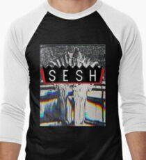 Bones SESH Men's Baseball ¾ T-Shirt