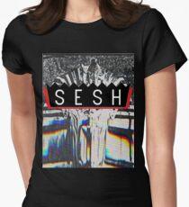Bones SESH Womens Fitted T-Shirt
