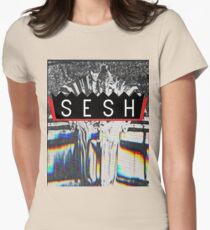 Bones SESH Womens Fitted T-Shirt