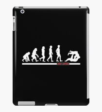 Jiu Jitsu Evolution iPad Case/Skin