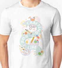 Crafting Unisex T-Shirt
