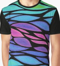 Saturated - Square Graphic T-Shirt