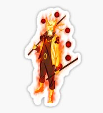 naroto uzumaki Sticker