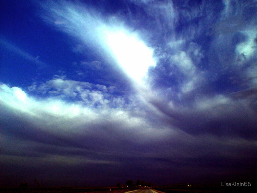 The Clouds Have It by LisaKlein66