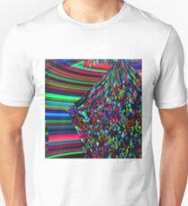 Neon Fleurons T-Shirt