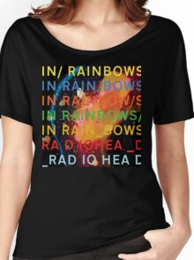Radiohead In Rainbows Women's Relaxed Fit T-Shirt