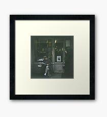 Rue Mouffetard Framed Print
