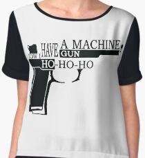 Die Hard Chiffon Top