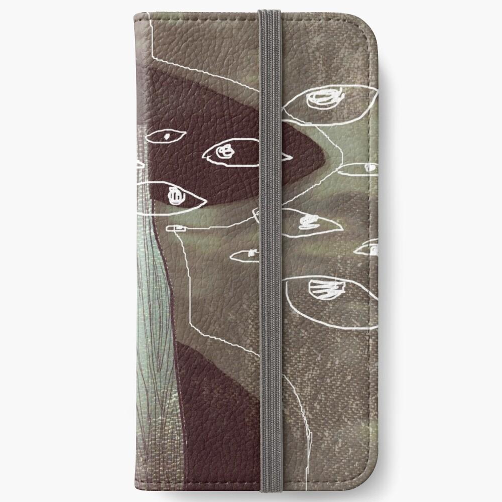 HEXE iPhone Flip-Case