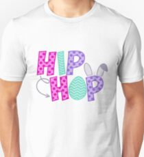 Hip Hope Easter Unisex T-Shirt