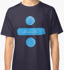 Ed Sheeran DIVIDE album Classic T-Shirt