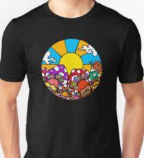 Sun Mushrooms Unisex T-Shirt