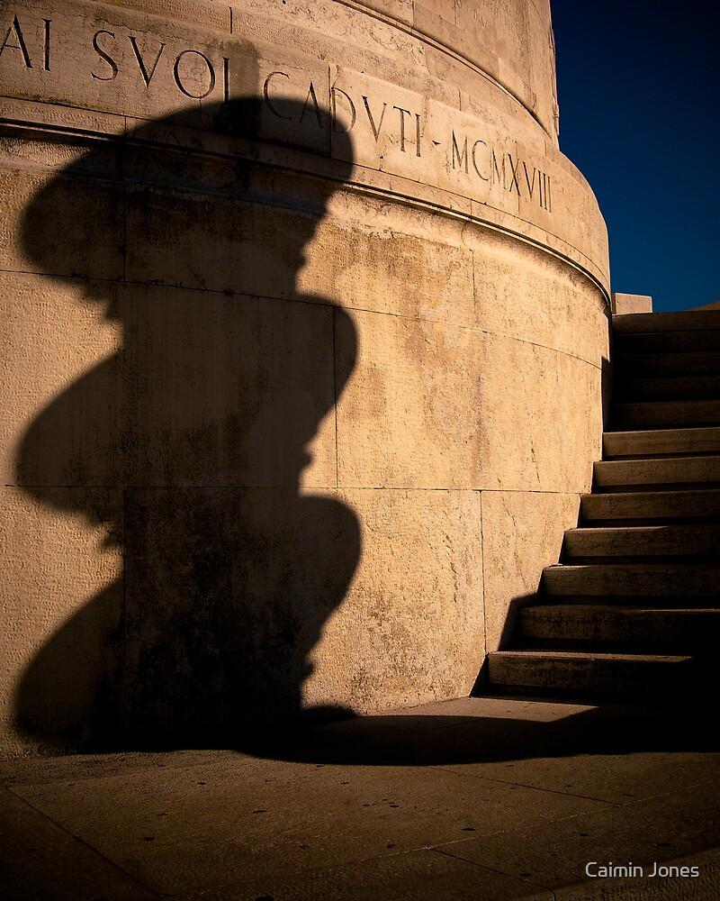Shadows and Light, Ancona by Caimin Jones