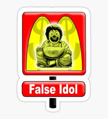 False Idol (Arch Enemy) Sticker