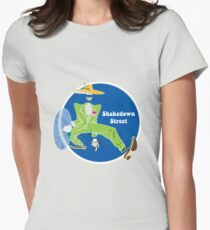 Shakedown Street Womens Fitted T-Shirt
