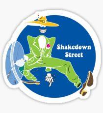 Shakedown Street Sticker