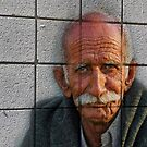 Man in the Wall by TJ Baccari Photography
