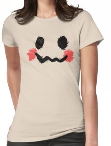 The Fake Mascot. Womens Fitted T-Shirt