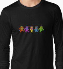 "Grateful ""Jedi"" Bears Long Sleeve T-Shirt"