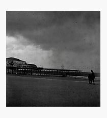 Colwyn Bay Pier 2016 Photographic Print