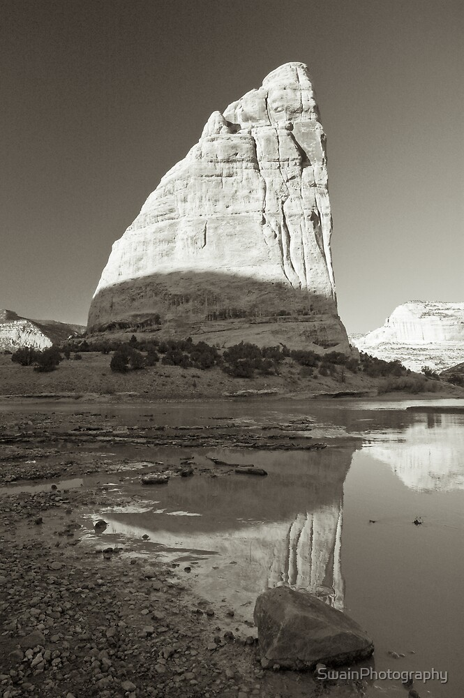 Steamboat Rock by SwainPhotography