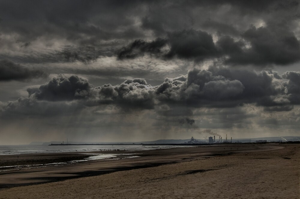 The Rain's Coming by Martyn Robertshaw