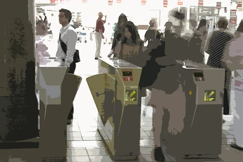 Flinders Street Station by GetCarter