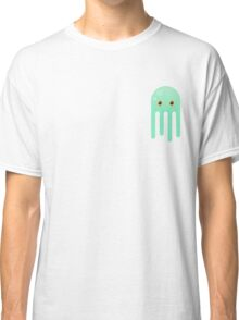 Lime Jellyfish Classic T-Shirt