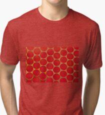 Sequin Waste Macro  Tri-blend T-Shirt