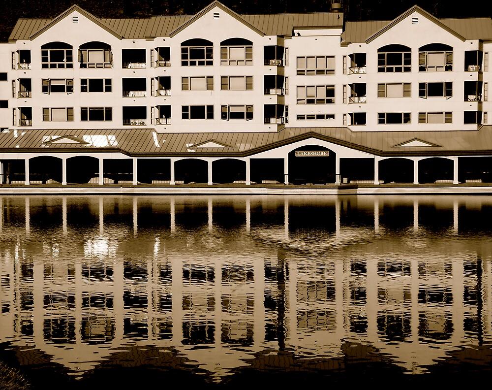 Lakeshore Serenity by diongillard