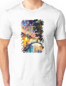Tardis Bridge Unisex T-Shirt