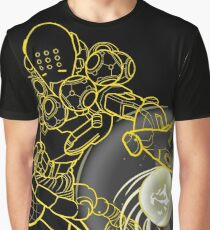 Zenyatta Linework Graphic T-Shirt
