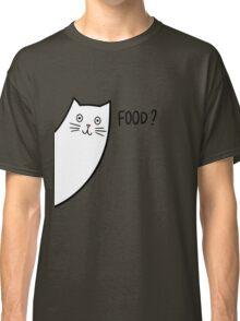CAT :: SOMEONE SAID FOOD? Classic T-Shirt