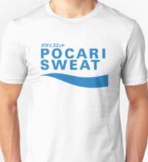 POCARI SWEAT Blue Unisex T-Shirt